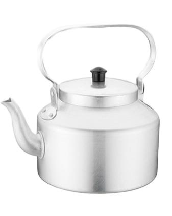 aluminium wash white  kettle to yemen