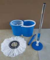 new style hand pressure magic mop swob